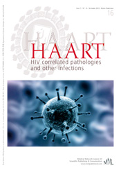 HAART and correlated pathologies N. 16