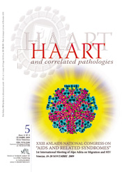 HAART and correlated pathologies N. 5