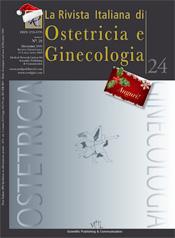 La Rivista italiana di Ostetrica e Ginecologia N.24
