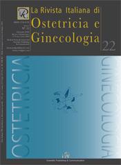 La Rivista italiana di Ostetrica e Ginecologia N.22