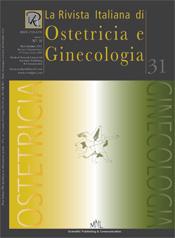 La Rivista italiana di Ostetrica e Ginecologia N.31
